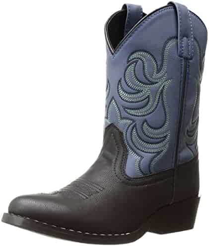 b438e3ad7fae Smoky Mountain Childrens Monterey Western Cowboy Boots