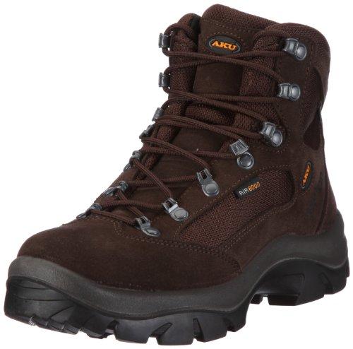 AKU Winter Track GTX 487, Scarpe da trekking e passeggio Unisex adulto Marrone (Braun/Marrone)