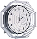 Safety Technology  International STI-9632 Clock/Bell Damage Stopper 16.5 Inch Diameter, Protective Coated Steel Wire Guard