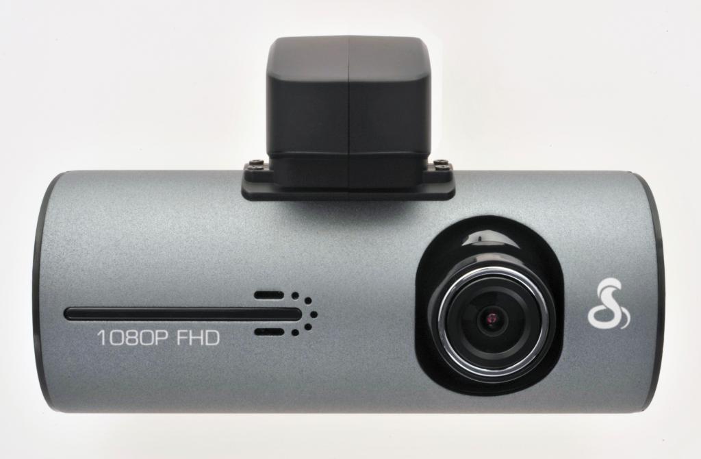 Cobra Electronics CDR 840 Drive HD Dash Cam with GPS: Car Electronics