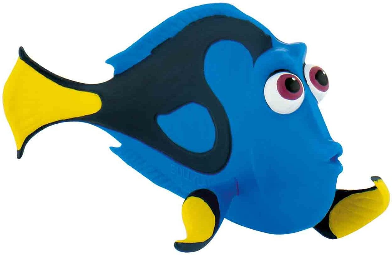 Figura Dory confundida Buscando a Dory Disney: Amazon.es: Juguetes ...