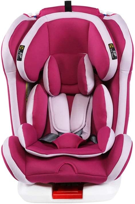 JN 子供の安全シート、車の安全シートベビー赤ちゃんが座ることができ、レイISOFIXインターフェイスのセキュリティ保護が0-4-6-12歳を囲まれて (Color : A3)