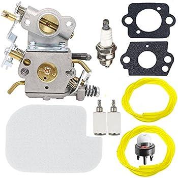 Amazon.com : Carburetor Carb for Poulan P3314 P3314WS ...