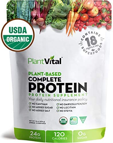 Protein Powder SUPERFOODS Veggies Probiotics