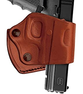 Amazon com : Tagua PD1-310 Paddle Holster Thumb Break, Glock 19-23