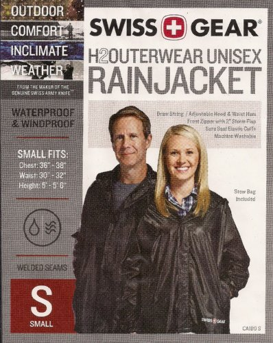 Swiss Gear H2Outerwear Unisex Jacket