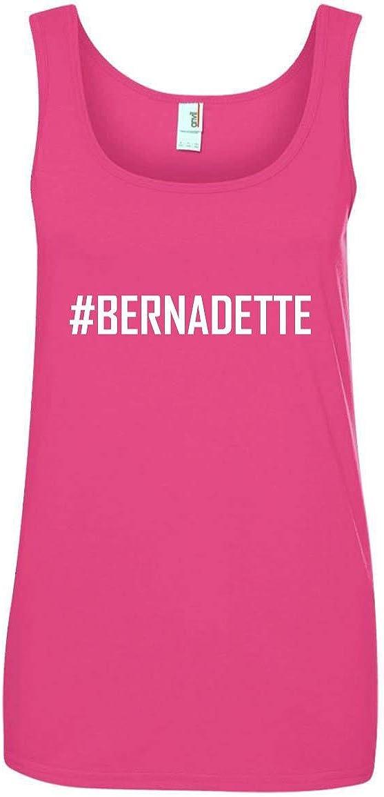 B07XYF6FTV CHICKYSHIRT #Bernadette - A Soft & Comfortable Women\'s Ringspun Cotton Tank Top 51nzV10P6AL