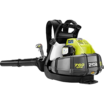 Ryobi Gas-Powered Commercial Backpack Leaf Blower