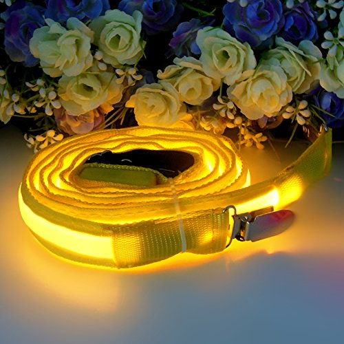 Glovion LED Light Up Illumination Suspenders for Party Favor