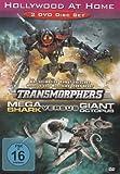 Transmorphers/Mega Shark Versus Giant Octopus