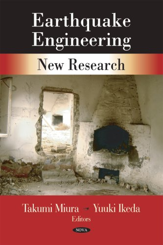 Earthquake Engineering: New Research