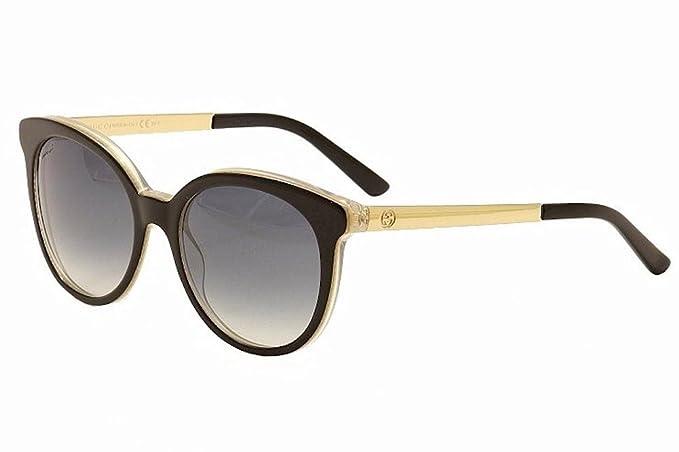 2ae7b03d8b330 Gucci Women s 3674 S Plastic Rectangular Sunglasses