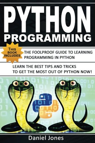 Python Programming: 2 Books in 1- The Ultimate Beginner's