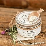 Lavender Goat's Milk Bath Tea Tin