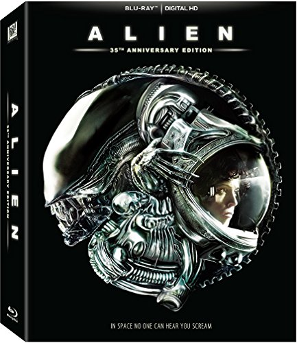 Blu-ray : Alien: 35th Anniversary (Anniversary Edition, Director's Cut / Edition, , AC-3, Digital Theater System)