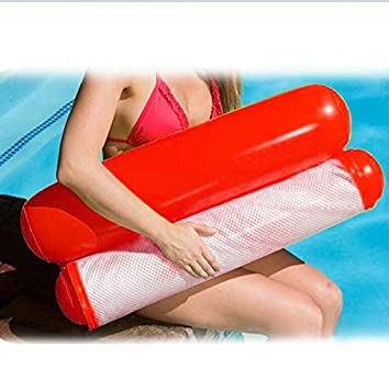47.2 x 31.5 Inch Pool Foldable Inflatable Seat Summer Water Floating Toys Saddle, Lounge Chair, Drifter Kacar Kecar❤Multi-Purpose Swimming Pool Float Portable Inflatable Water Float