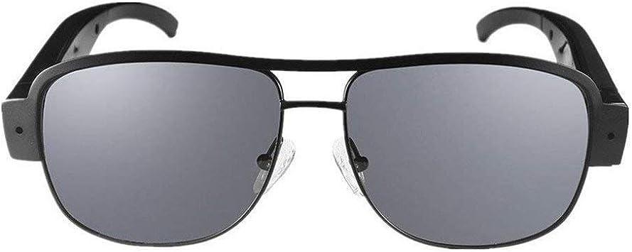 Opinión sobre Mofek 8 GB Full 1080P HD cámara espía gafas de sol de moda 1920 * 1080 cámara de vigilancia espía cámara oculta Videos Cam DV DVR