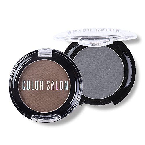 Single Matte Eyeshadow Palette ,Neutral Warm Smoky Cosmetic Eye Shadows,0.1Oz  (14)