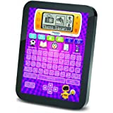 Discovery Kids Bilingual Spanish English Teach & Talk Tablet BLACK