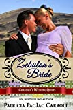 quilts americana - Zebulon's Bride: Montana Brides of Solomon's Valley (Book 2) (Grandma's Wedding Quilts 7)