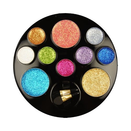 BEAUTY TREATS 10 Color Perfect Glitter Palette – Something Special