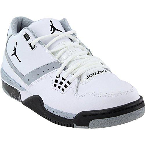 Nike Air Jordan Flight 23 Bianco / Nero / Grigio Lupo
