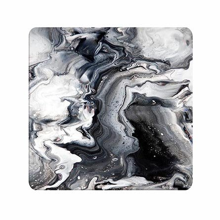 Super Mouse Hot Pad (Custom Ink Marble Hot Super Lightweight Mousepads)