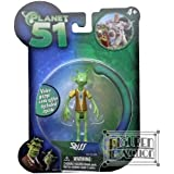 Planet 51 Movie Toy Mini Figure Skiff