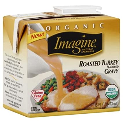 Imagine Alimentos Roasted Turquía 16 oz: Amazon.com: Grocery ...