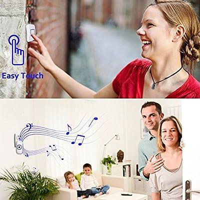 Adoric Wireless Doorbell