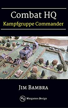 Kampfgruppe Commander (Combat HQ Book 2) by [Bambra, Jim]