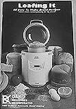 Loafing It - 58 Recipes for DAK & Welbilt Bread MachinesReprint