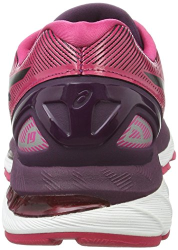 Asics 19 Gel Mujer Running Nimbus Cosmo Winter Bloom Zapatillas Pink Negro para de Black rArE4qxw