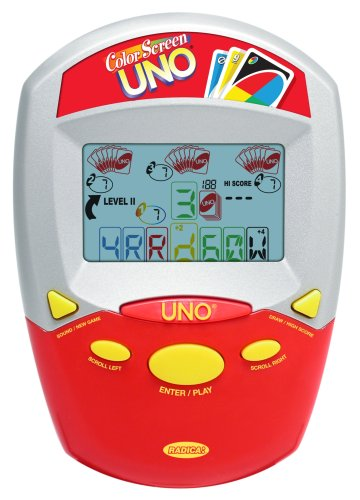 [マテル]Mattel Color Screen UNO M0253 [並行輸入品] B000OLELRS