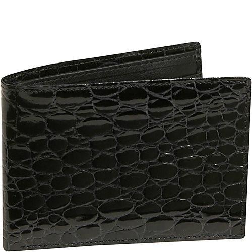 budd-leather-crocodile-bidente-wallet-with-passcase-black
