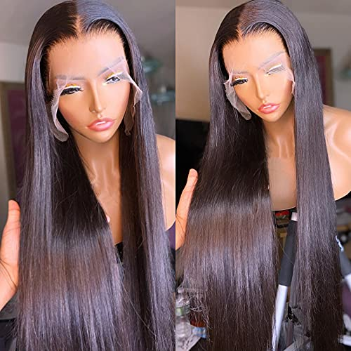 security ANDRIA Lace Front Ranking TOP9 Wigs Long Synt Glueless Straight Wig
