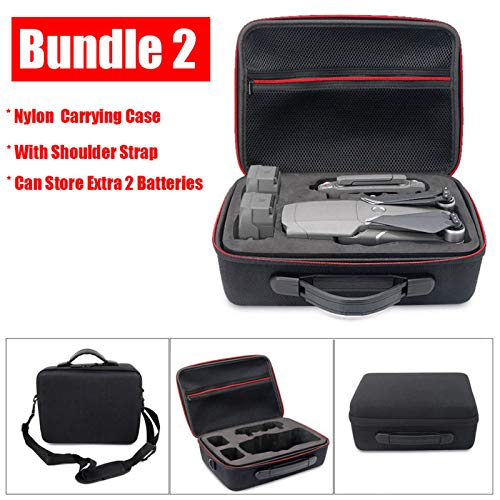 Bundle 2 FidgetGear for DJI Mavic 2 Pro   Zoom Drone Waterproof Safety Carrying Case Box Storage Bag Bundle 3