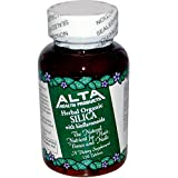 Alta Health, Herbal Organic Silica with Bioflavonoids, 120 Tablets - 3PC