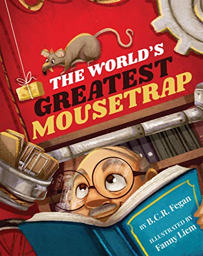 The World's Greatest Mousetrap by [Fegan, B.C.R.]