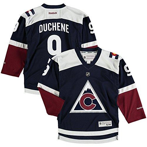 Matt Duchene Colordo Avalanche Navy Blue NHL Youth Reebok Alternate Replica Jersey Large/X-Large ()