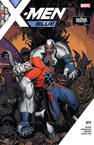 X-Men Blue (2017-) #11 ()