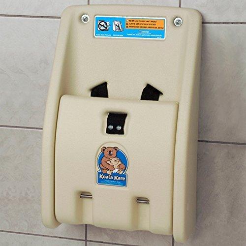 Koala Kare KB102-00 Child Protection Seat / Safety Seat - Cream by Koala Kare - Koala Child Protection Seat