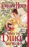 When the Duke Was Wicked (Scandalous Gentlemen of St. James Book 1)
