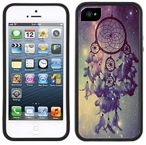 Dream Catcher Nebula Handmade iPhone 5 5S Black Case