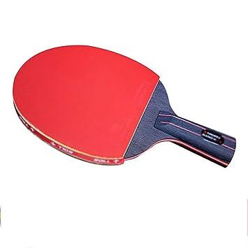 xianw 1 Ping Pong Paddle - Juego de Raqueta de Tenis de Mesa Premium, 3