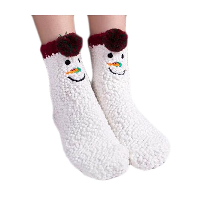 Un par suave calcetines para dormir calcetines calcetines calcetines lindo piso-A02