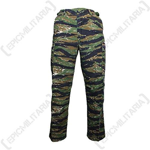 Pants Ripstop Fatigue Vietnam (US Tiger Stripe Vietnam Trousers (2X-Large ))