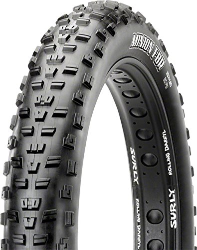Maxxis Minion FBR 26 x 4.80 Tire, Folding, 60tpi, Dual Compound