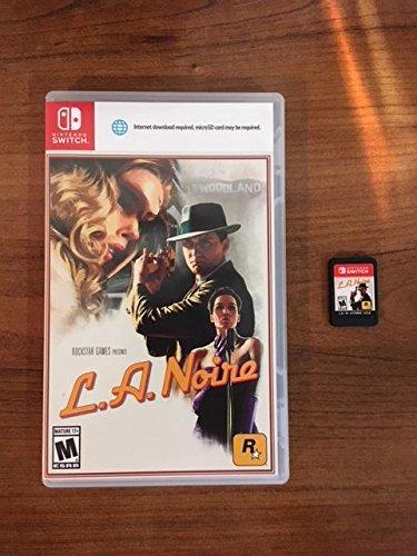 L.A. Noire - Nintendo Switch ()