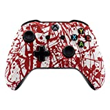 eXtremeRate Blood Spatter Faceplate Cover, Soft